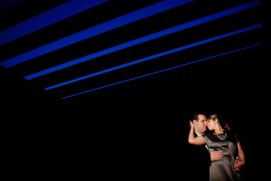 Winspear Opera House Engagement Photography | Jennifer + Alex